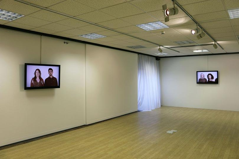Claire Hope, Group Photo (installation view)