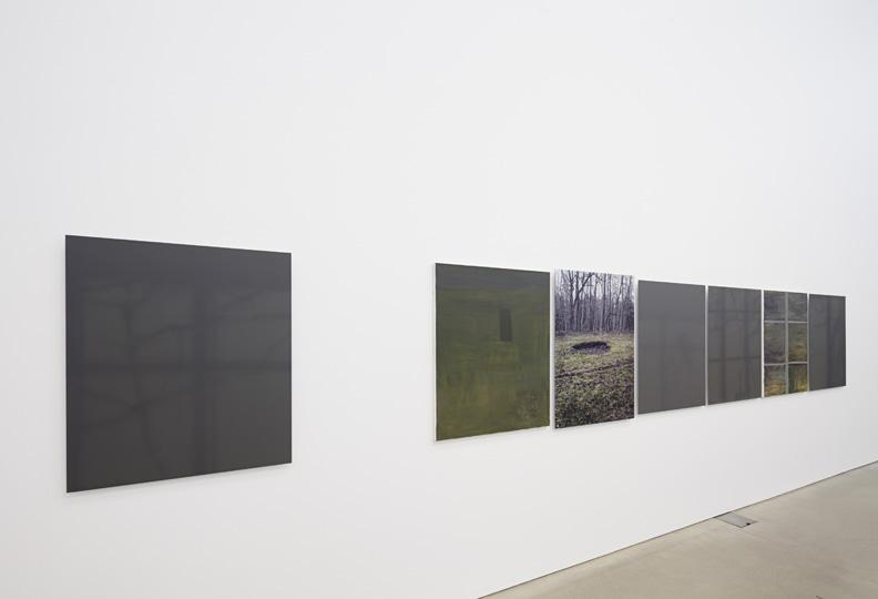 Roundabouts, exhibition view, Bonniers Konsthall (2014)