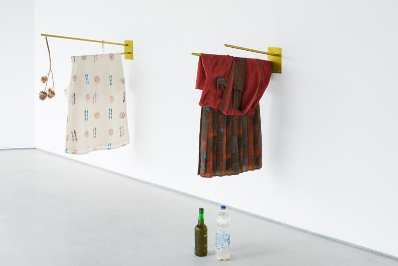 Bas van den Hurk: 'Once Upon A Time You Dressed So Fine' installation view Rod Barton Gallery