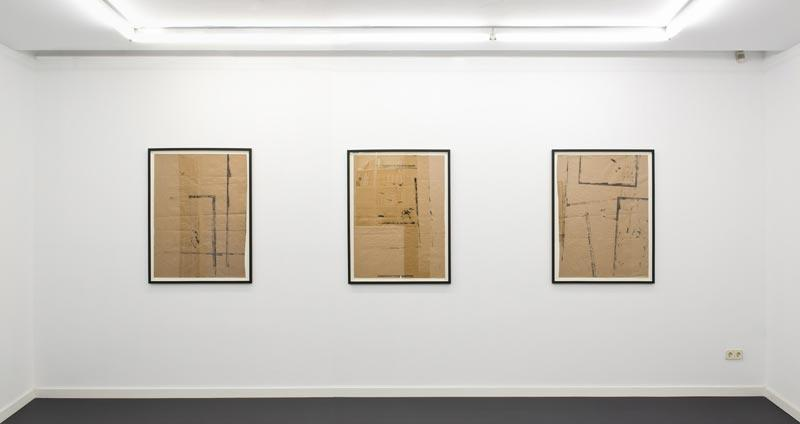 Elena Bajo: An Arbitrary Issue, installation view