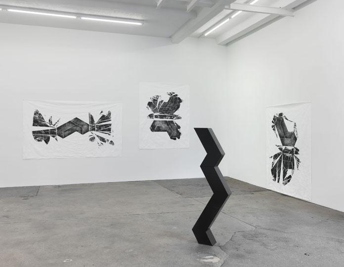 Interrupted Projections, Installation view Sommer & Kohl, Berlin (2014)