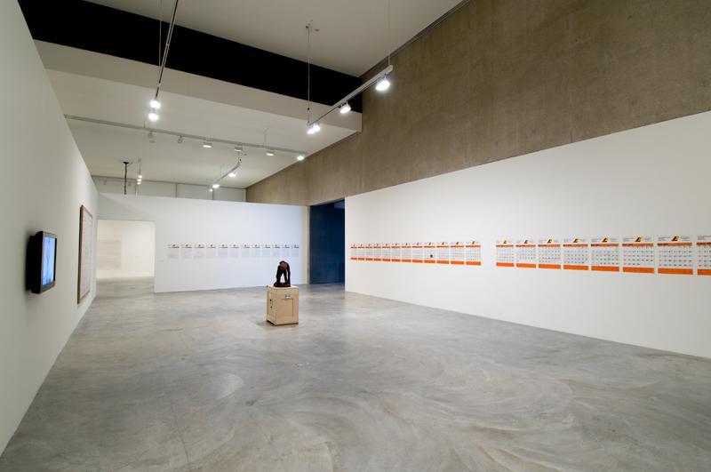 9 sean Landers installation