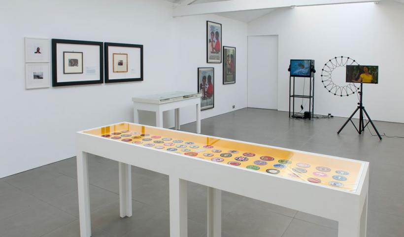 Pre Owned: Looks Good Man (installation view)
