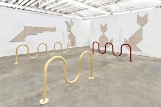 Installation View: Michael Phelan, My my, Hey hey, Horton Gallery