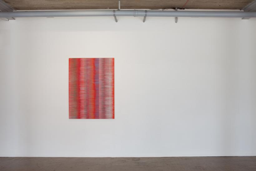 The Line of Beauty-Untitled, Installation view at Platform A