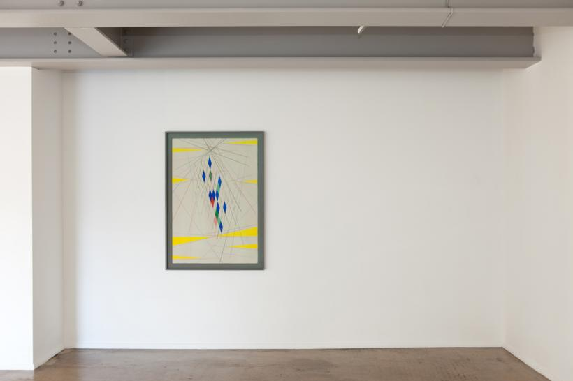 Yellow Attack, Installation view at Platform A