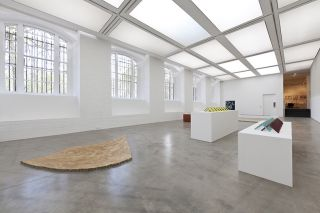 'The New Ambidextrous Universe' (installation view)