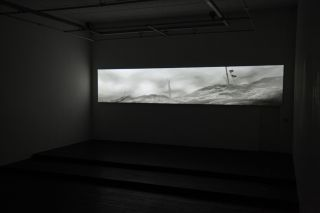 Arkhipelagos (Navigating the Tides of Time) (Installation view)
