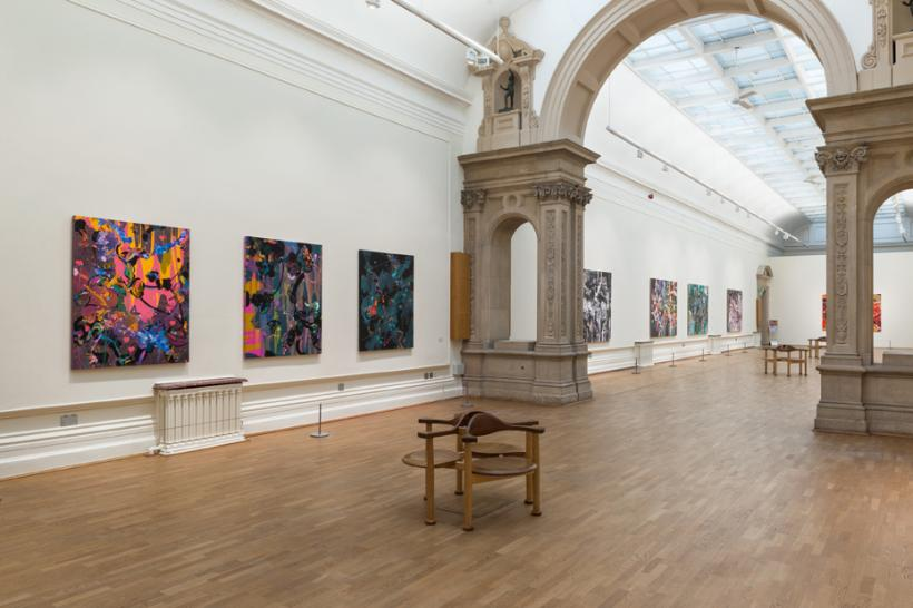 Painter, Painter, installation view (2014)