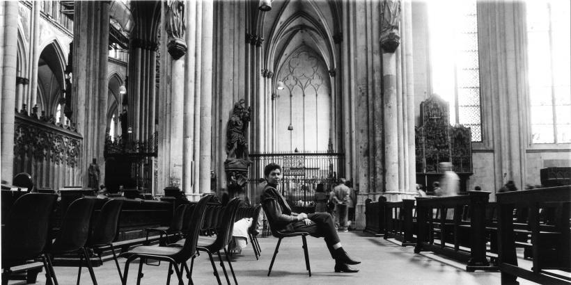Isa Genzken and Wolfgang Tillmans, Atelier, 1993, Courtesy Galerie Buchholz, Berlin/Cologne