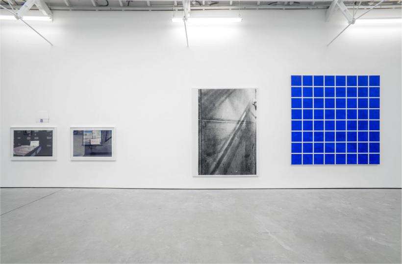 Installation view, 'In NO Time', The Modern Institute, Glasgow, 2014