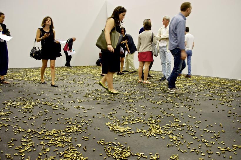 Matias Faldbakken Art Basel in Basel 2014 | Unlimited | Matias Faldbakken | Galerie Eva Presenhuber, Standard Oslo MCH Messe Schweiz (Basel) AG