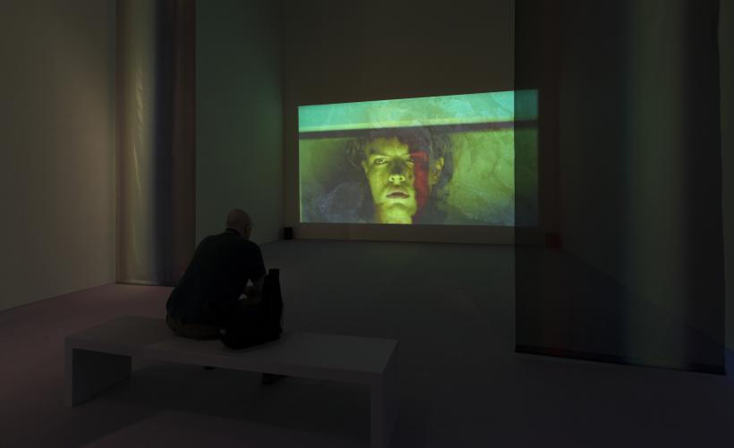 To What I Might Become, Installation view Moderna Musee Malmö, 2014