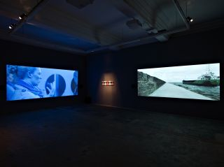 Everyday Collateral, Installation view Workplace Gallery, 2014