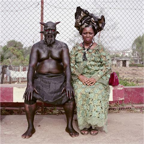 2pieterhugoChris Nkulo and Patience Umeh, Enugu, Nigeria, 2008