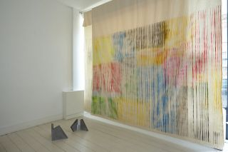Residency Works, installation view Flat Time House, London (2014)