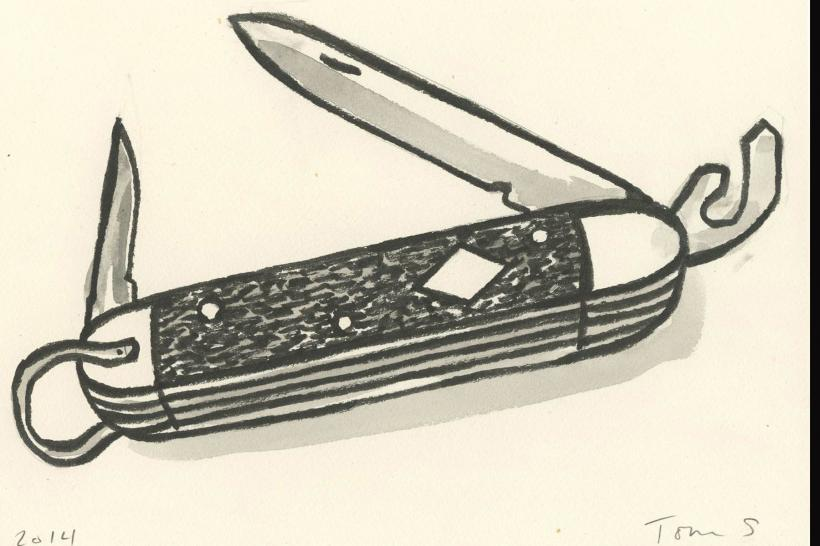 Boy Scout Jack Knife