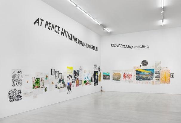 Installation view, CFA Berlin