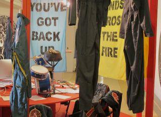Pump Up The Jam, Studio Jamming: Artists' Collaborations in Scotland, Cooper Gallery, 2014