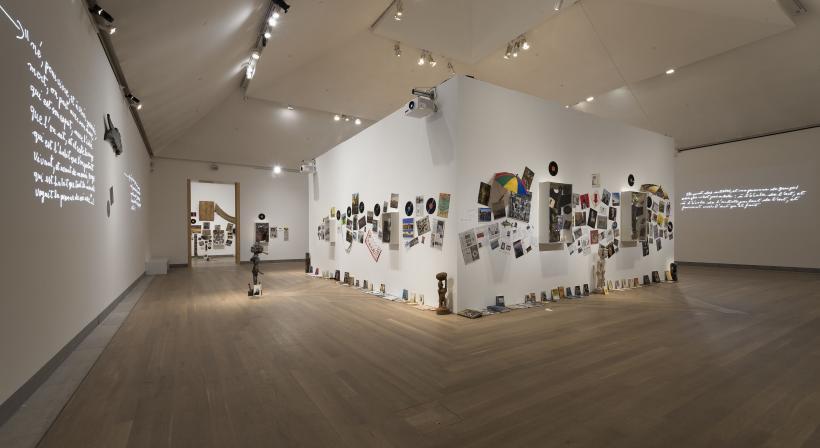 Installation view, Moderna Museet