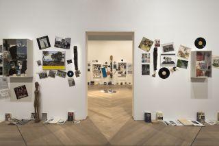 nstallation view, Moderna Museet