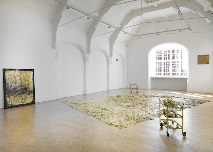 Shelagh Wakely: A View from a Window , installation view, Camden Arts Centre, London, 2014