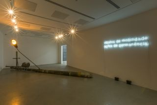 Daniel de Paula Solo exhibition, Inside the White Cube, Sao Paulo 24 June - 23 August 2014