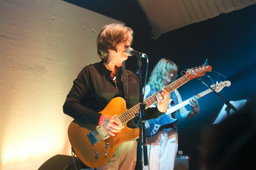 Ana da Silva and Gina Birch (The Raincoats)