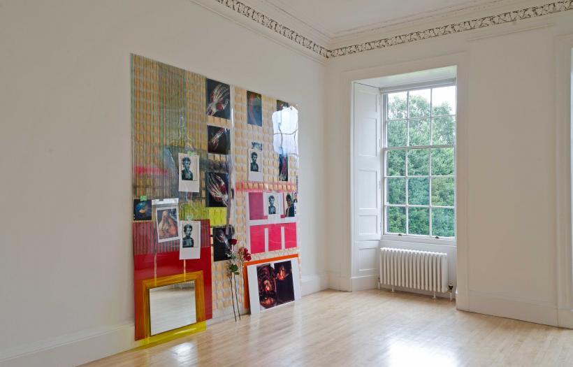 Isa Genzken: Botanical Garden, Installation view, Inverleith House, Royal Botanic Garden, Edinburgh (2014)