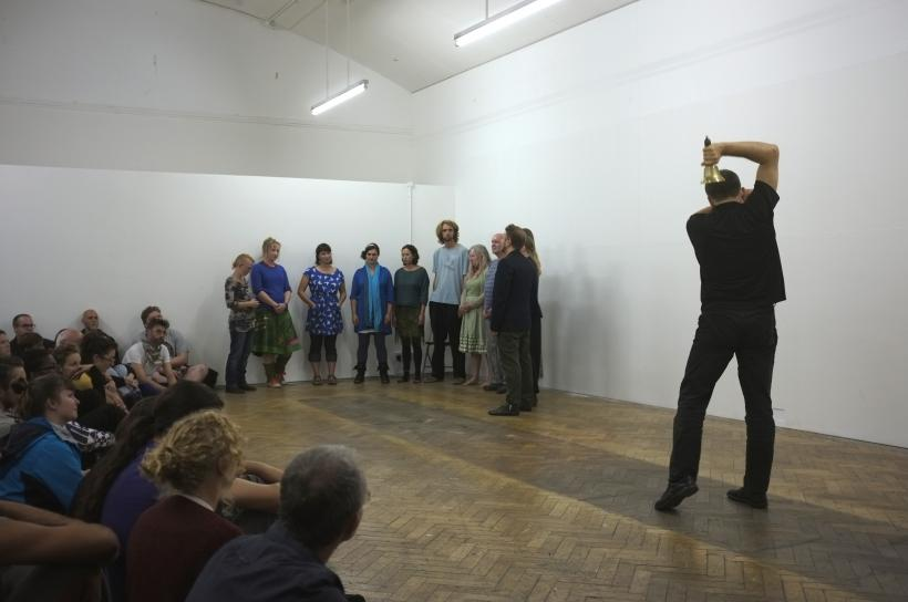 Bristol Biennial 2014, Crossing the Line