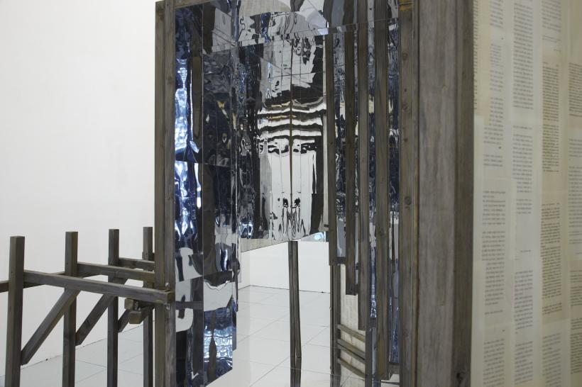 Lee Bul, Via Negativa (2014)