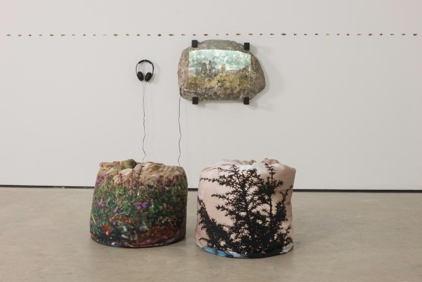 Jill - Isle of Lewis 2012, Installation view, The Modern Institute, Glasgow