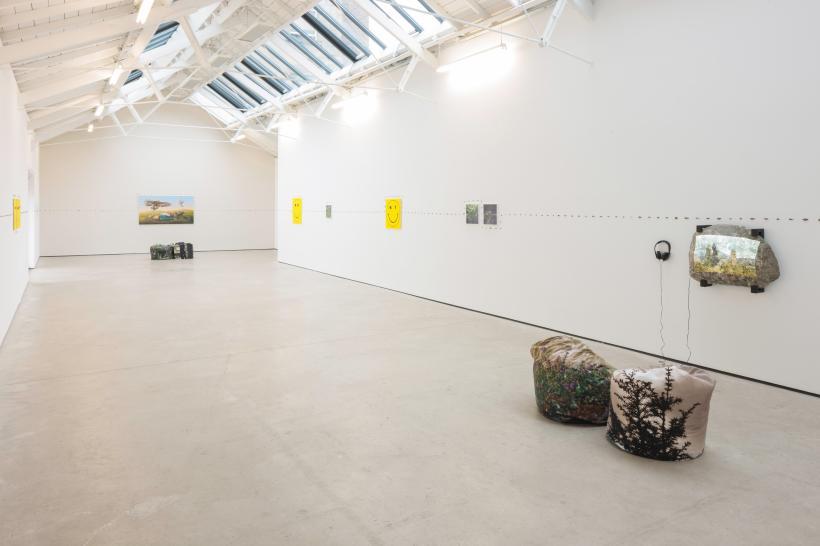 Installation view, The Modern Institute, Glasgow