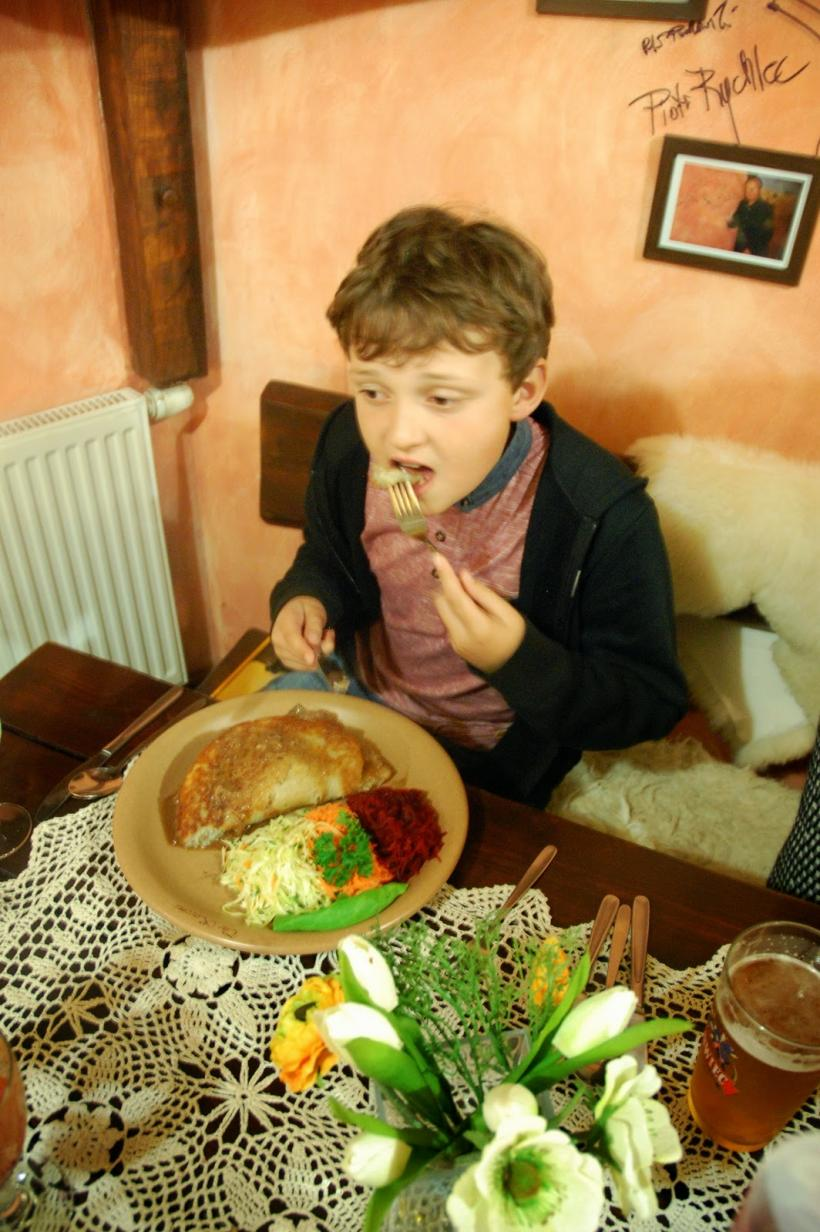 Eat the Street, The Karczma
