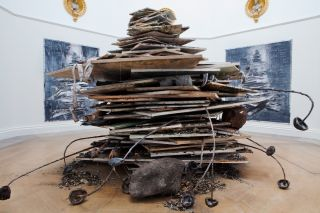 Anselm Kiefer, Ages of the World (2014)