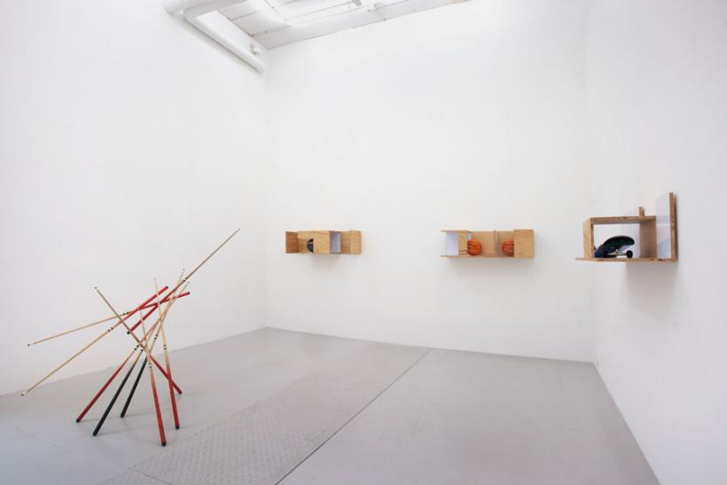 Unions and Intersections, Installation view