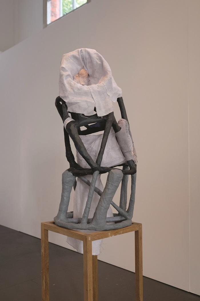 Emma Donaldson, Her, (2014), Making Trouble installation view
