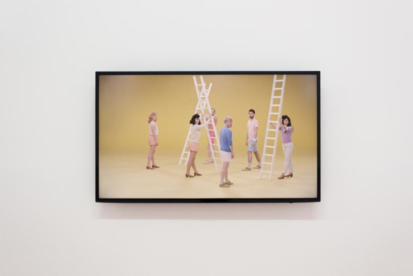 Bright Like A Diamond, Installation view at Komplot (2014)