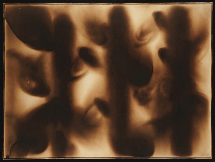 Peinture de feu sans titre (F 5) (Untitled Fire Painting [F 5])