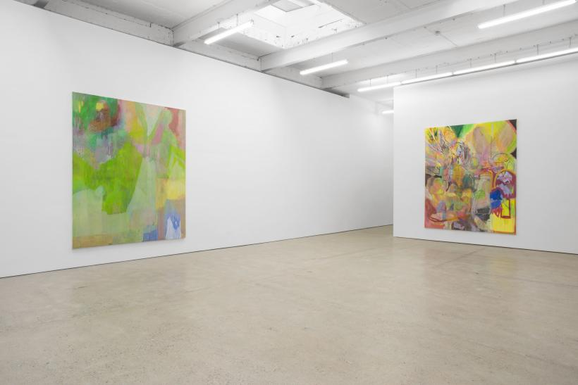 Installation view, The Modern Institute, Glasgow, 2014