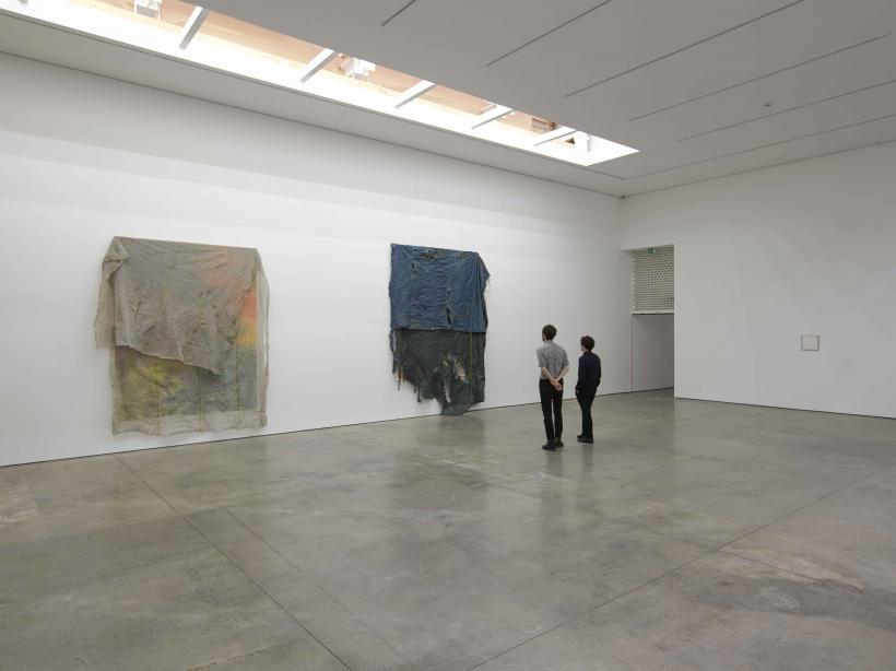 David Hammons, installation view at White Cube Mason's Yard, London 3 October 2014 - 3 January 2015