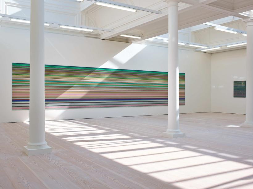 'Gerhard Richter', installation view at Marian Goodman Gallery, London