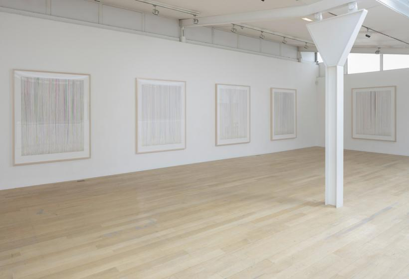 Installation view: Corrupt Files, Fruitmarket Gallery (2014)
