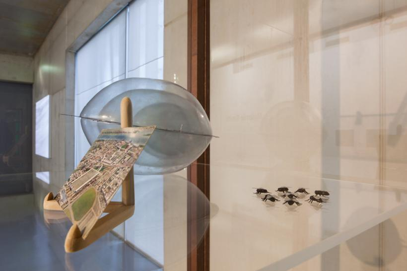 Exhibition View, 2014. Museum Boijmans Van Beuningen, Rotterdam.