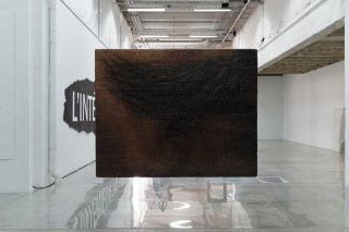 Inside China - L ' Interieur du Geant, installation view
