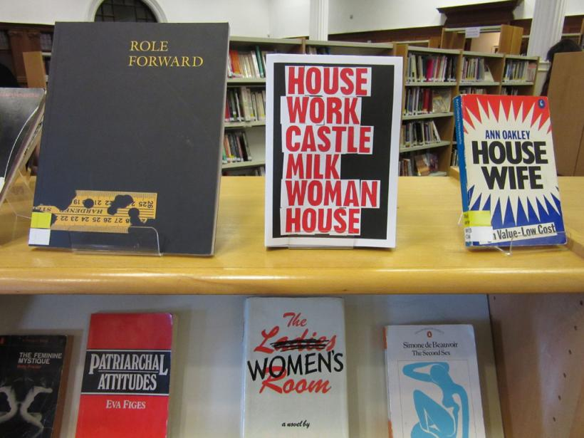 House Work Castle Milk Woman House, Books