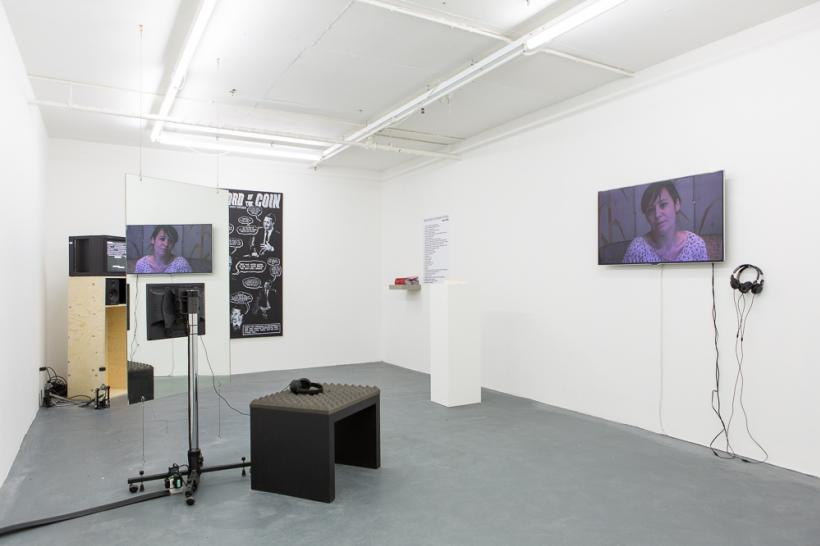 'Objective Considerations of Contemporary Phenomena', installation view, MOT Projects, London