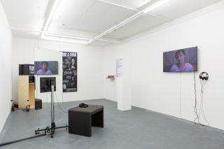 'Objective Considerations of Contemporary Phenomena', installation view, MOT Projects, London