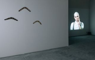 37 Pieces of Flair, Installation view at the NewBridge project (2014)