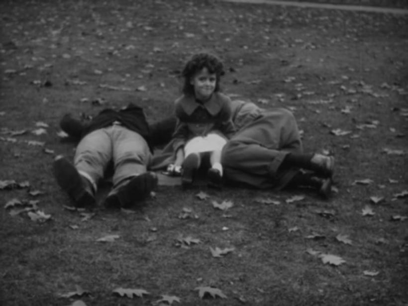 Gareth Long, Allentown, Pennsylvania version (1948) of The Kidnappers Foil, filmed by Melton Barker, Photo courtesy of the Texas Archive of the Moving Image